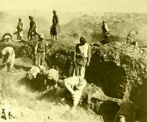 Excavations at Oxyrhynchus