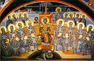 Council of Nicaea 325 AD